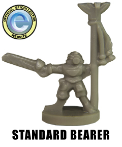[achat] Gardes impériaux Troops-StandardBearer