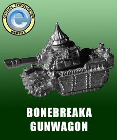 Les Trial armies Naines Ork-Wagonz-Bonebreaka