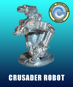 Forgeworld - Enfin une nouveauté à l'échelle ? NoughtsBots-CrusaderRobot